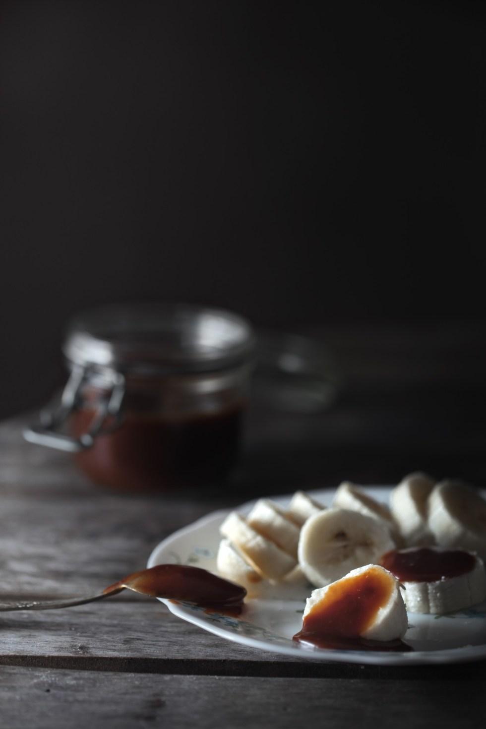 Caramel de sucre Rapudra au beurre salé