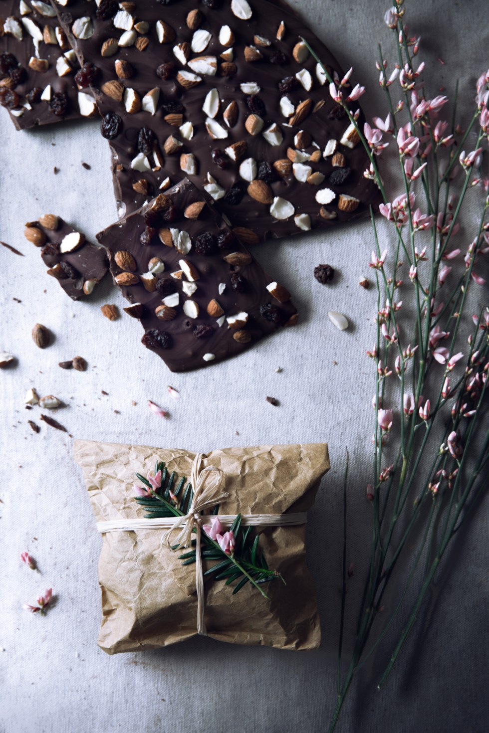 Chocolats personnalisés à offrir | www.lafaimestproche.com