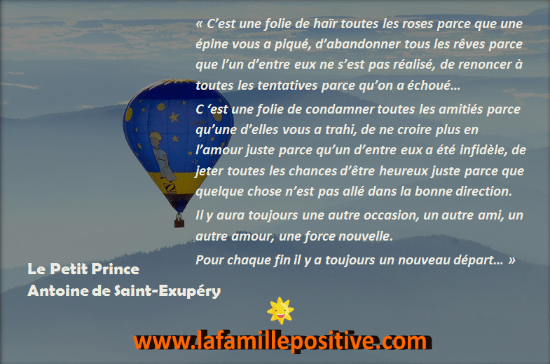 Citation Pour Chaque Fin Il Y A Toujours Un Nouveau Depart St