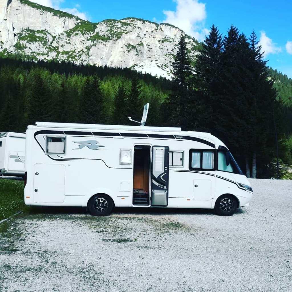 camping-car intégral