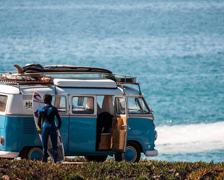 van volkswagen california