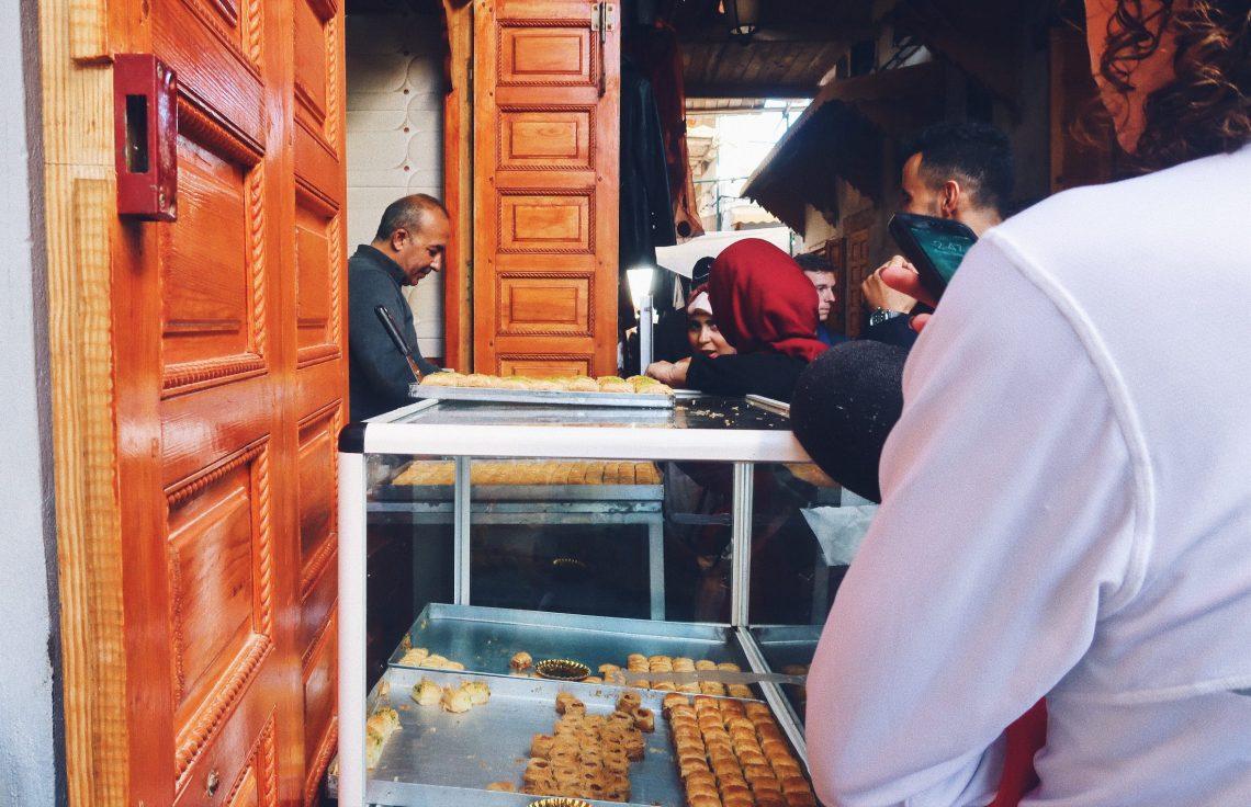 La medina de Rabat