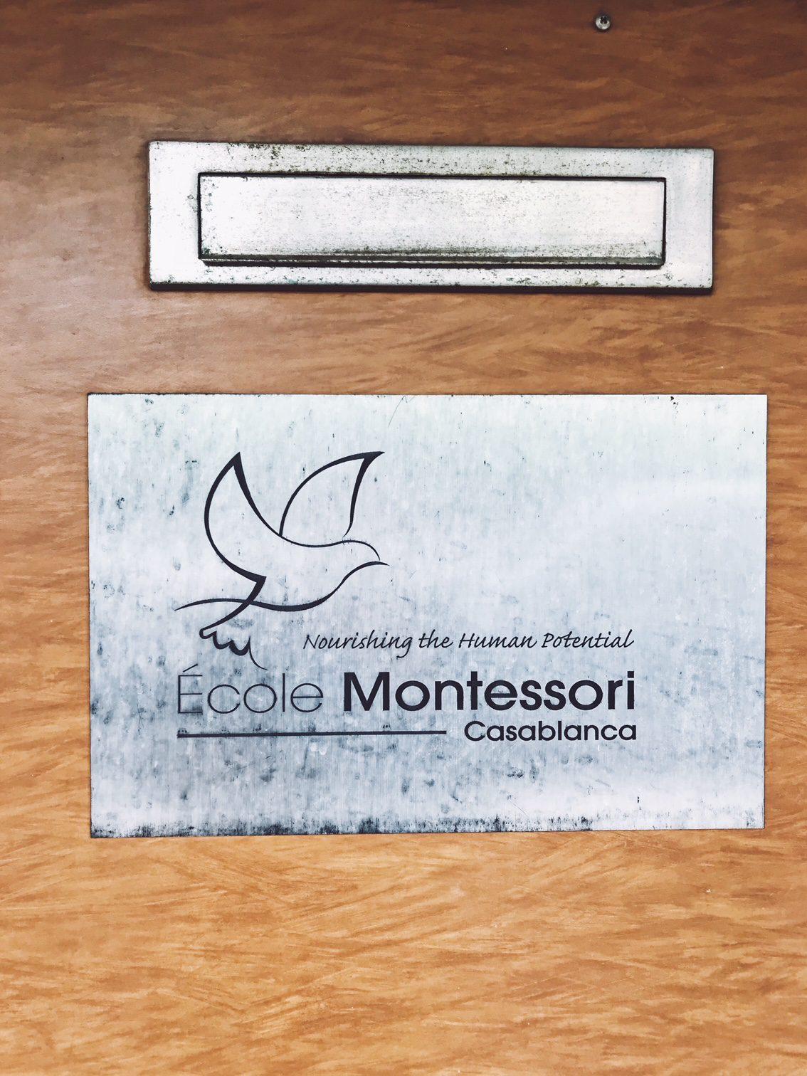 école Montessori Casablanca