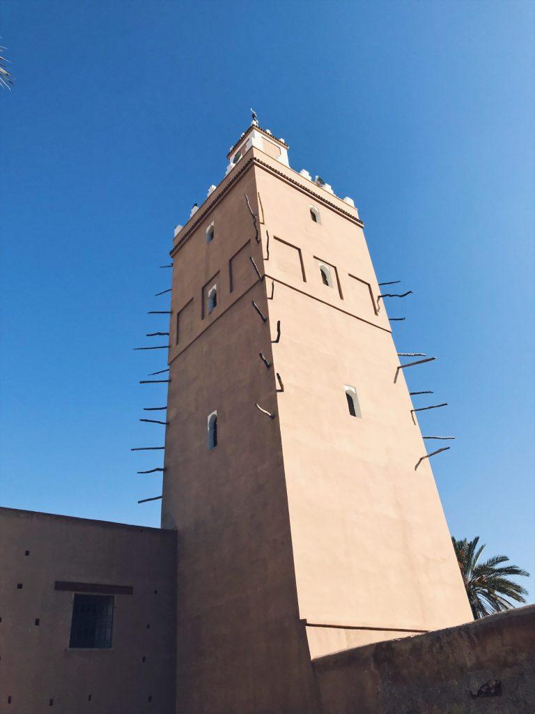 Mosquée à Tiznit
