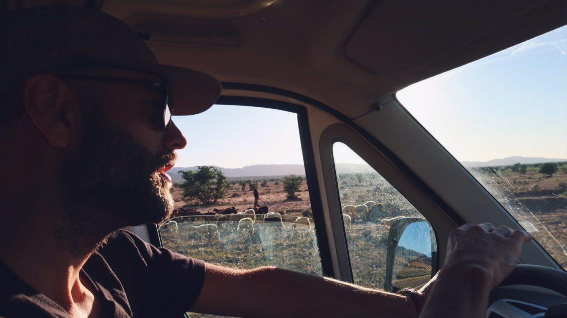Voyage au Maroc sur les routes autour de Tafraout