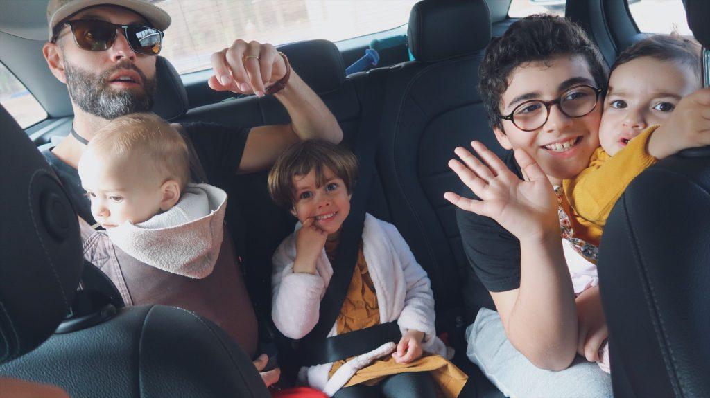 Voyage au Maroc Marrakech avec la famille de kenza