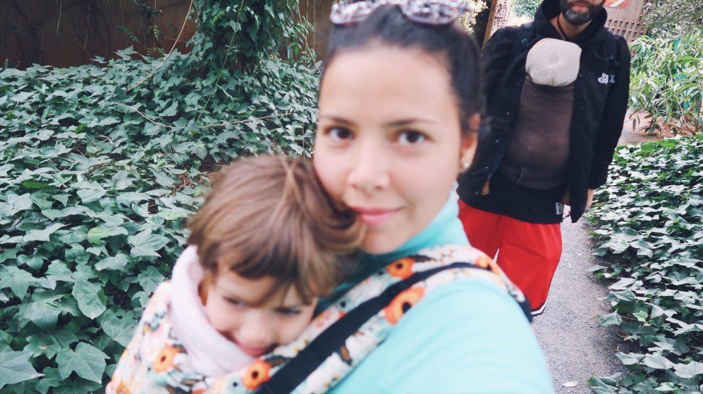 Voyage au Maroc en famille dans le jardin andré heller