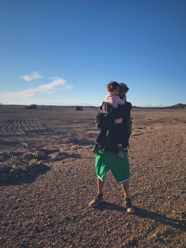 Voyage au Maroc Atlas Studios montagnes