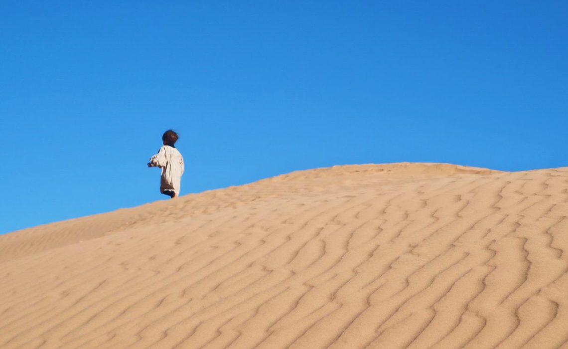 Voyage au Maroc excursion Desert Sahara Erg Chegaga en famille