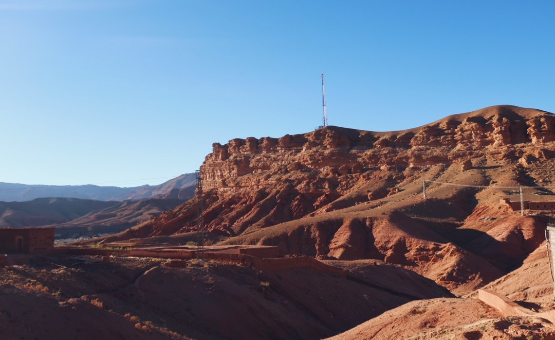 Voyage au Maroc vallée du Dades roadtrip