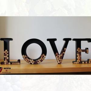 Lettres LOVE LAFAVIN