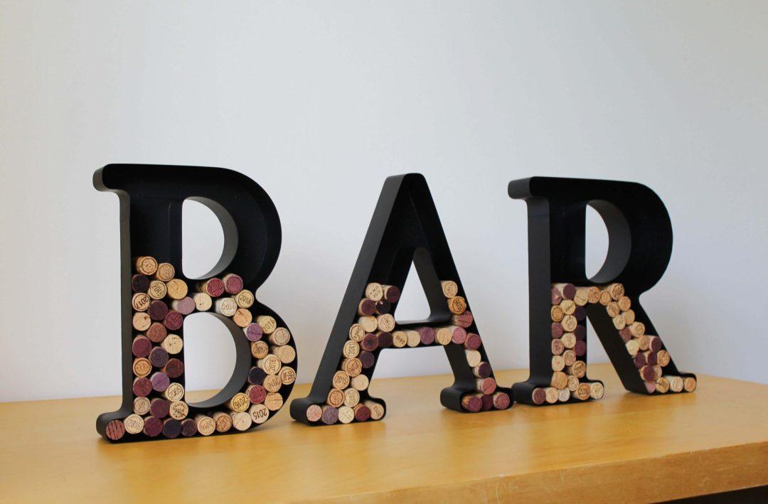 Lettres BAR
