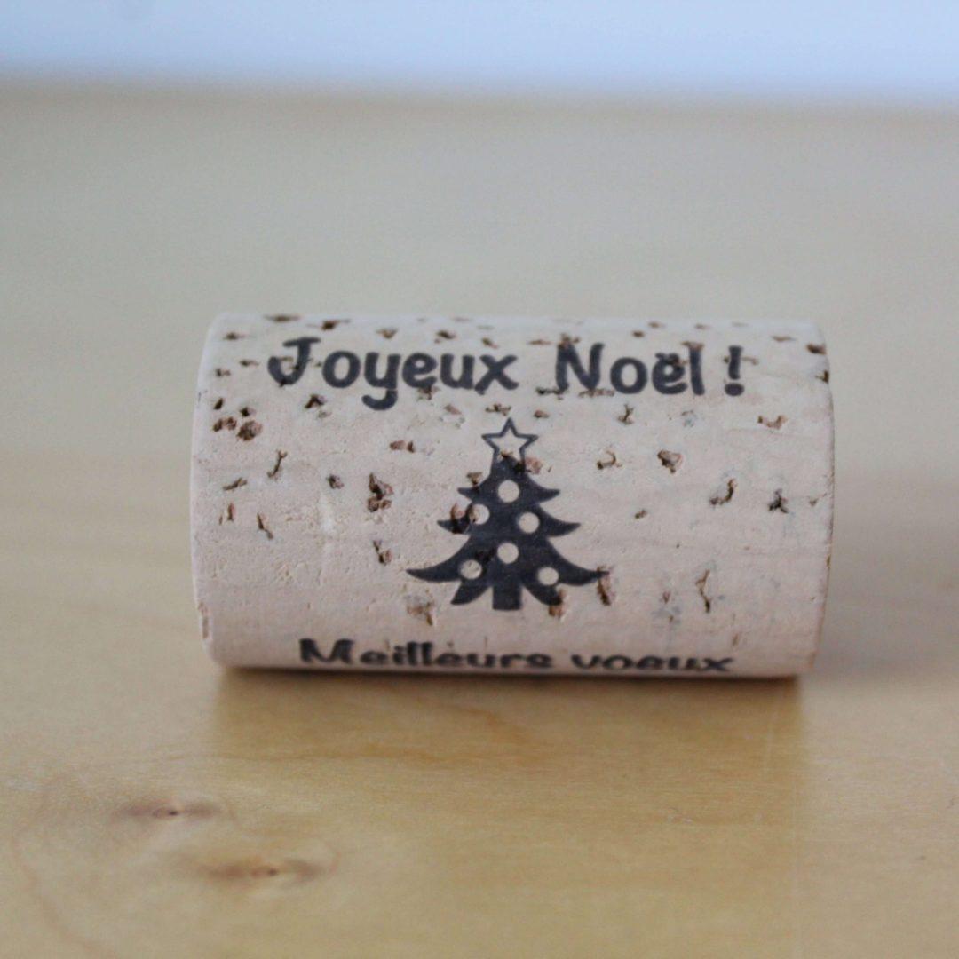 Bouchon Joyeux Noel LAFAVIN