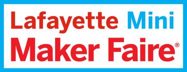 Lafayette Mini Maker Faire logo