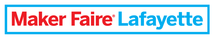 Maker Faire Lafayette logo