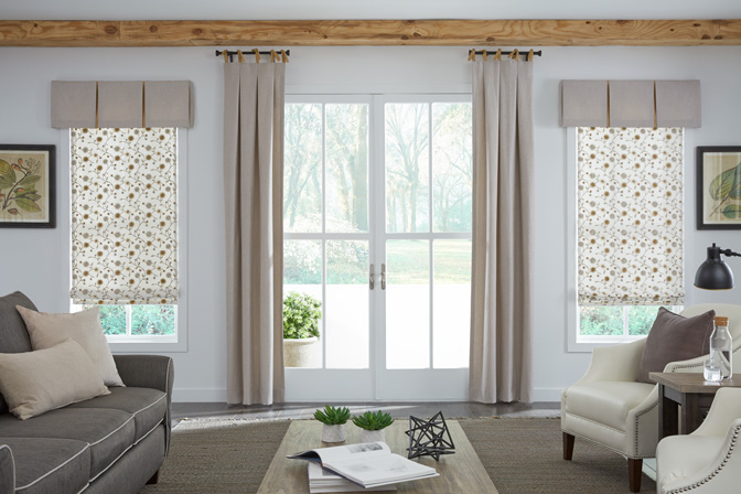 One Room, Two Looks - Lafayette and Home blog by Lafayette Interior Fashions
