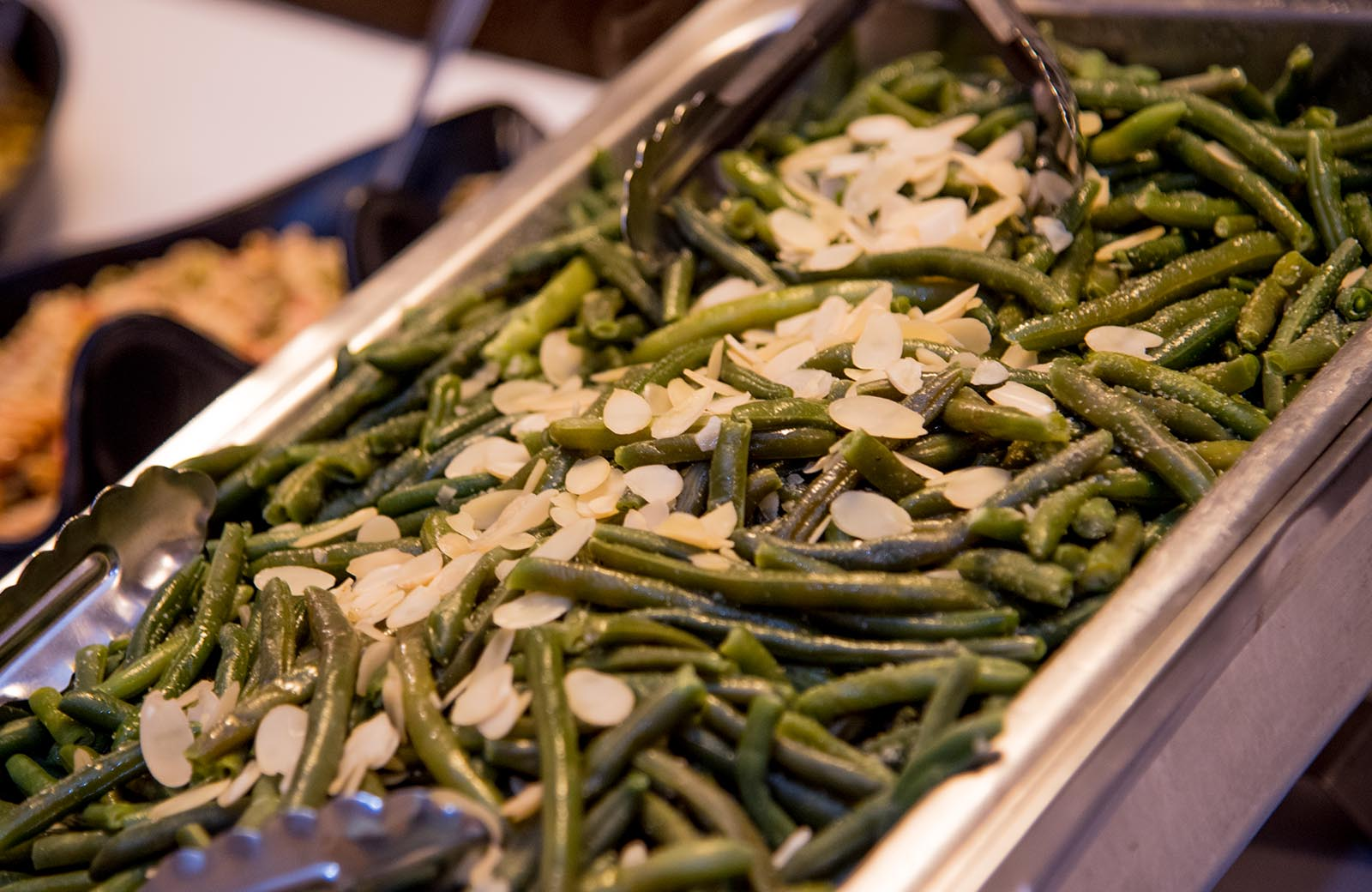 Green Beans Almondine - Lafayette Grande Banquet Facility - pictures