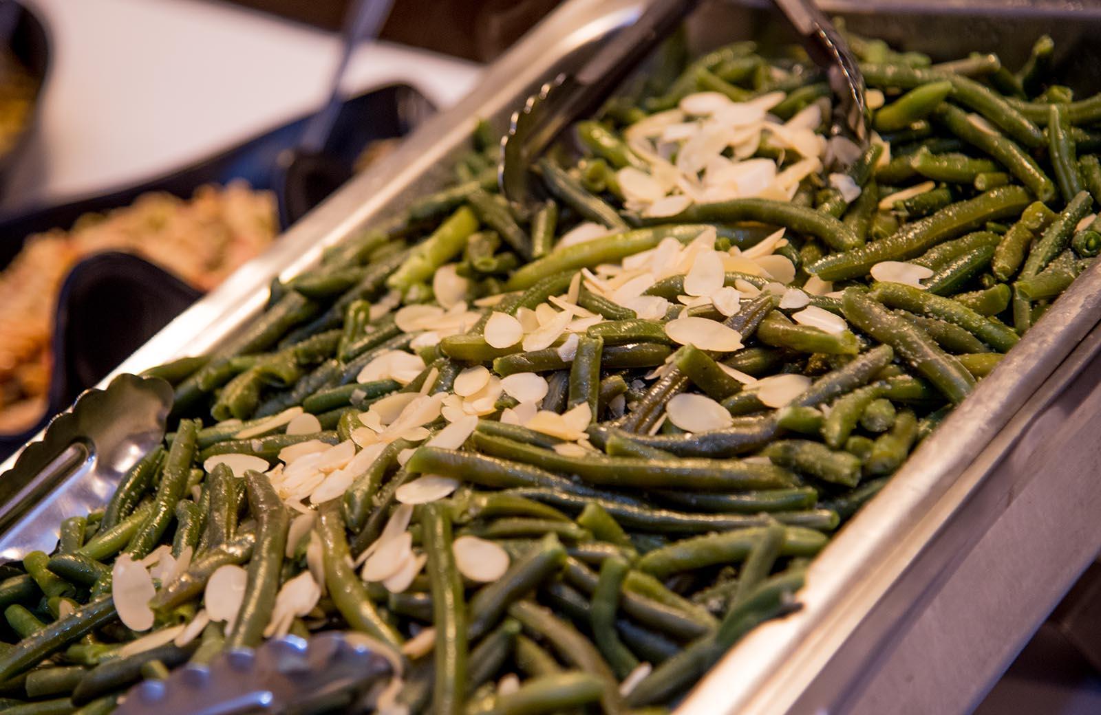 Green Beans Almondine - Lafayette Grande Banquet Facility