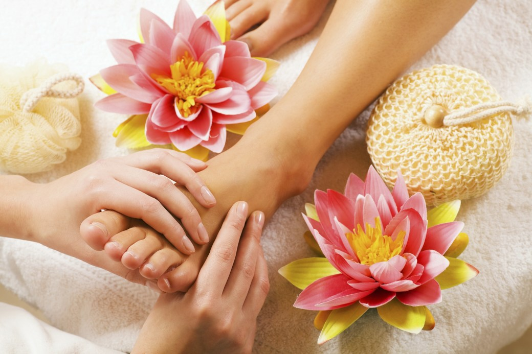 Lafayette Foot Massage (Reflexology)