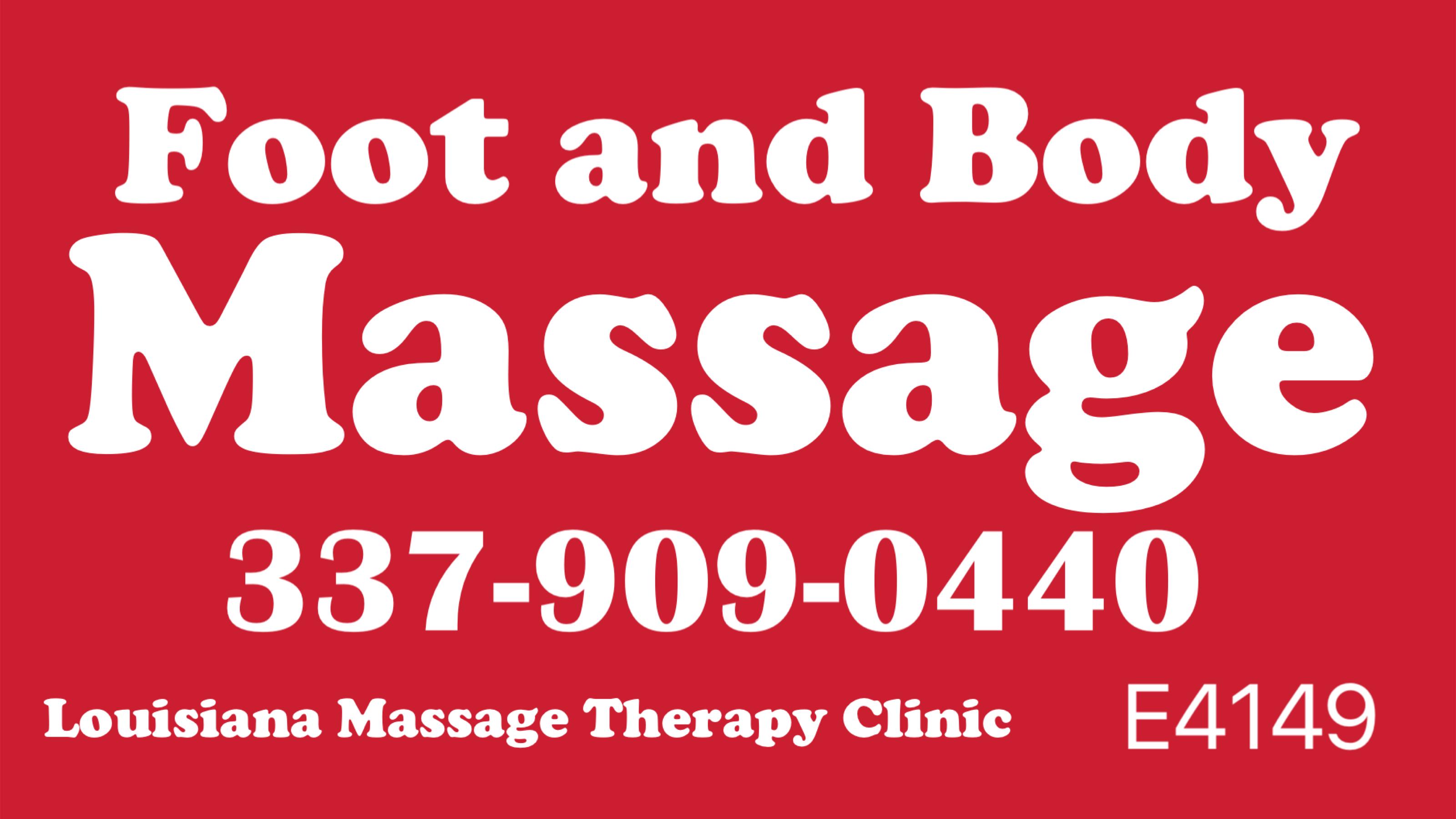 Lafayette Massage Therapy