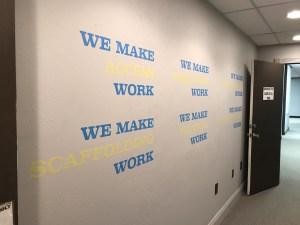 word wall vinyl