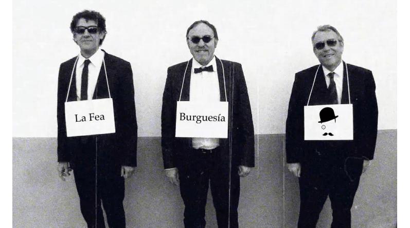 Bienvenido a la Web de La Fea Burguesía
