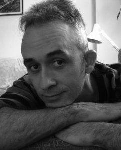 Escritor Rafaél Balanzá