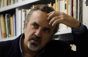 Manuel Moyano en su estudio   Laura Salmerón