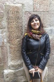 Teresa Vicente, autora de Amores malsanos
