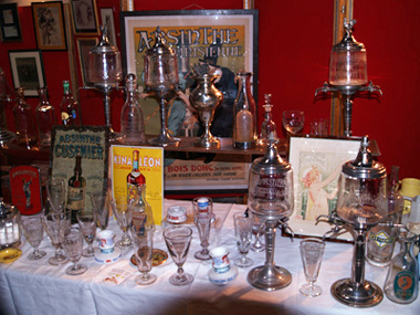 Absinthe Fountains