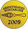 La Fée Absinthiades Gold medal 2009