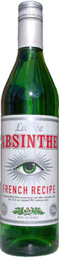 Bottle of La Fée Absinthe circa 2000