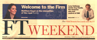 FT Frontpage