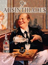 Absinthiades Invitation 2009