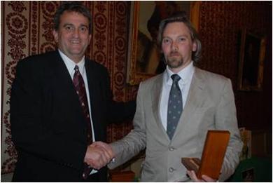 Mayor and George Rowley