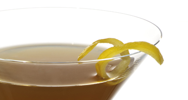 Mon Petite Salute Cocktail