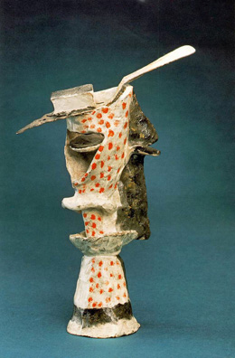 Picasso's Absinthe Drinker