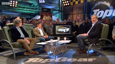 Top Gear programme from 2014