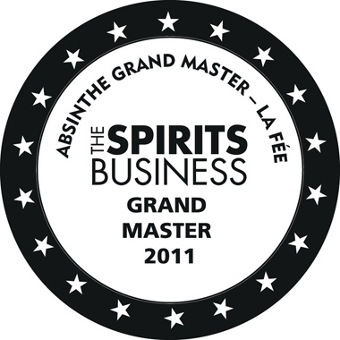Absinthe Grand Masters medal for La Fée Grand Master Award