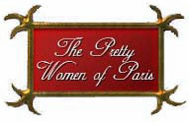 Pretty women of Paris