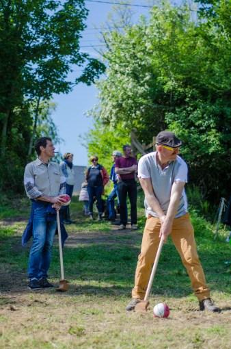 golf paysan - teambuilding