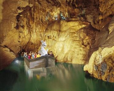 bateau des grottes de betharram