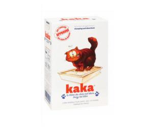 litière chat kaka