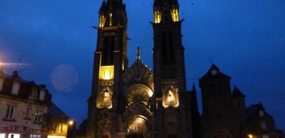 L'église de La Ferté-Macé, un monument du patrimoine en péril