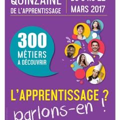 Du 9 au 22 mars – Quinzaine de l'apprentissage en Normandie