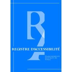 Registre public d'accessibilité – Attention au démarchage abusif