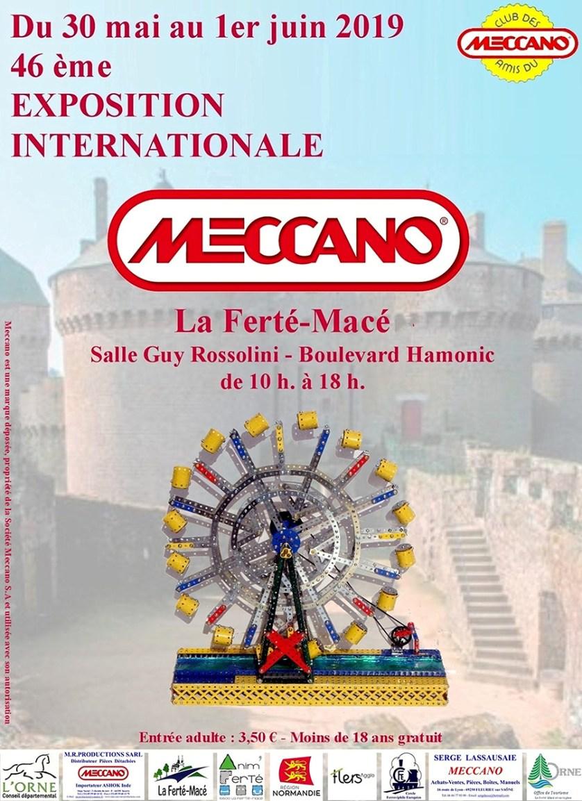 Meccano 2019