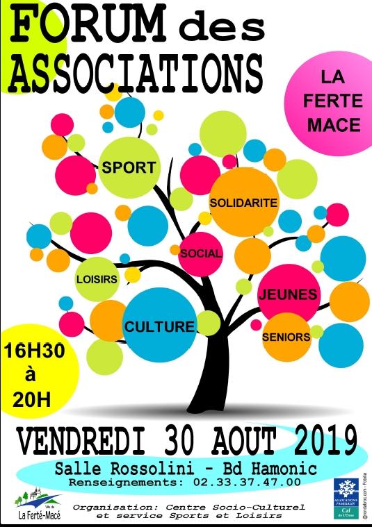 2019, Forum des asso