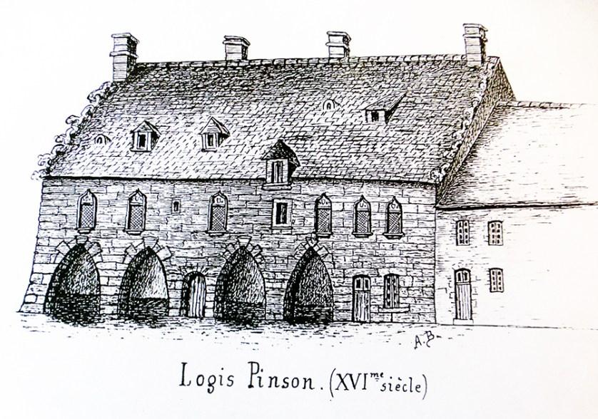 Logis Pinson