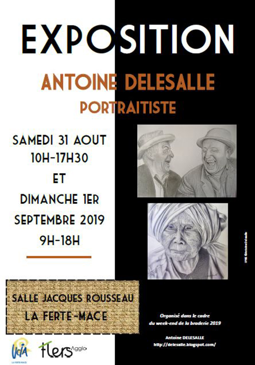 Antoine Delesalle 2019